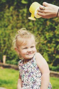 Foto van Evi, een schattig meisje